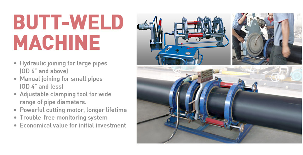 Butt Weld Machine