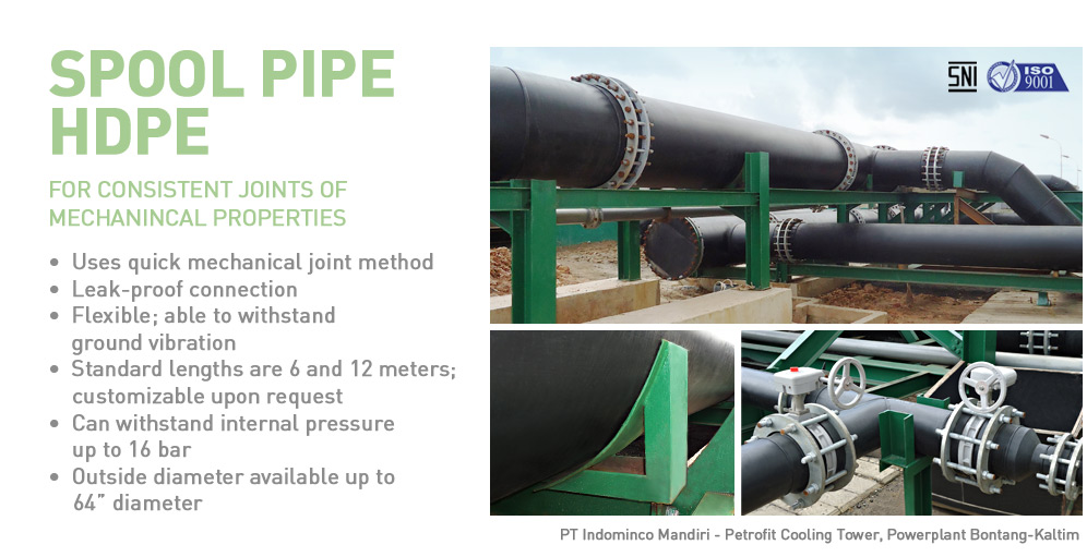 Spool Pipe